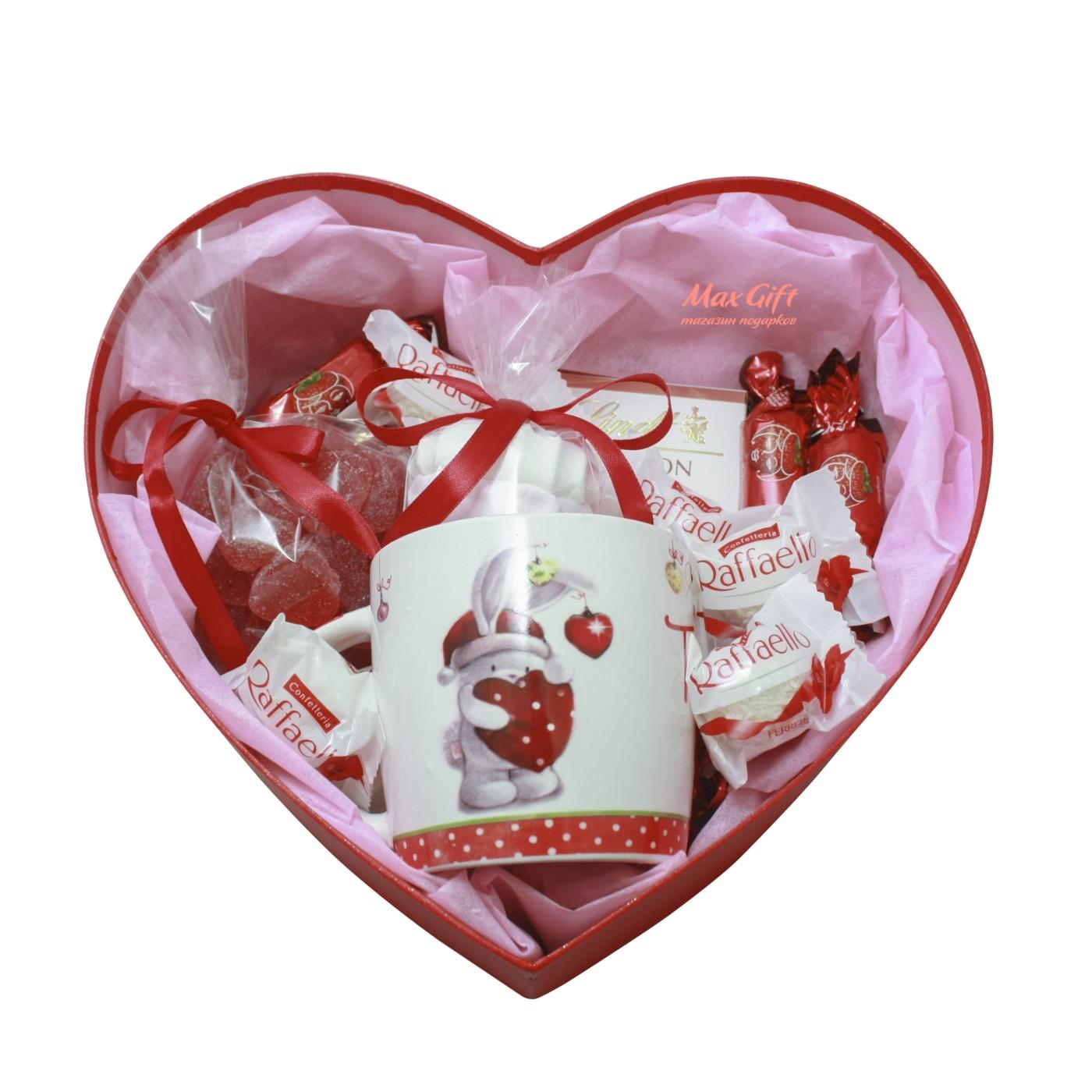 Подарки день влюблённых