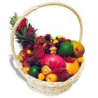 "Корзина с фруктами ""Tutti Frutti Platinum"""