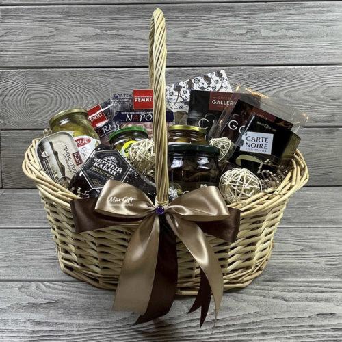 Подарочная корзина «Продуктовая»