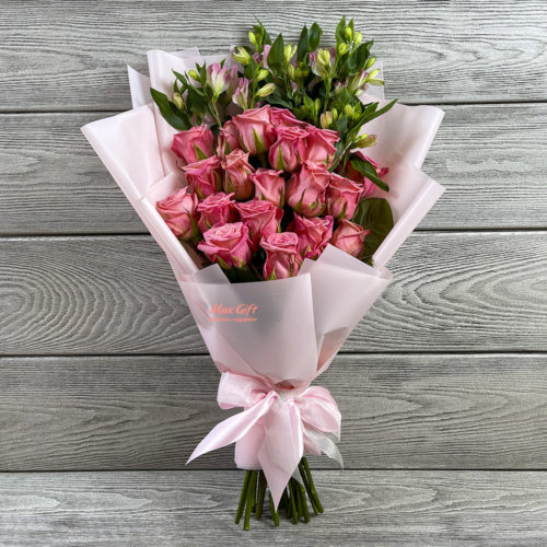 Букет из цветов «Милена»