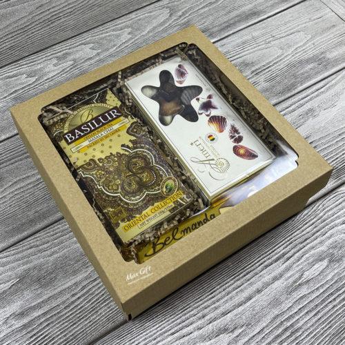 Подарочный набор «Чайные истории»