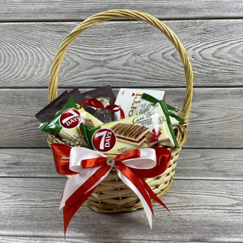 Подарочная корзина «Миниатюра»