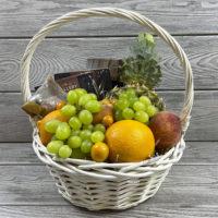 Подарочная корзина с фруктами «Gallery»