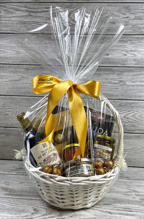 Подарочная корзина «Приятного аппетита»