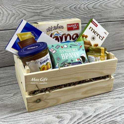 Подарочный набор «Спасибо за здоровье»