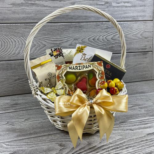 Подарочная корзина «Мелодия вкуса»