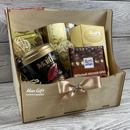 Подарочный набор «Чайная книга»