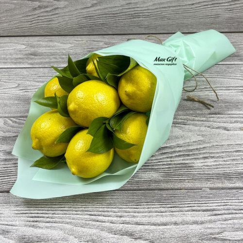 Фруктовый букет «Лимончелло»