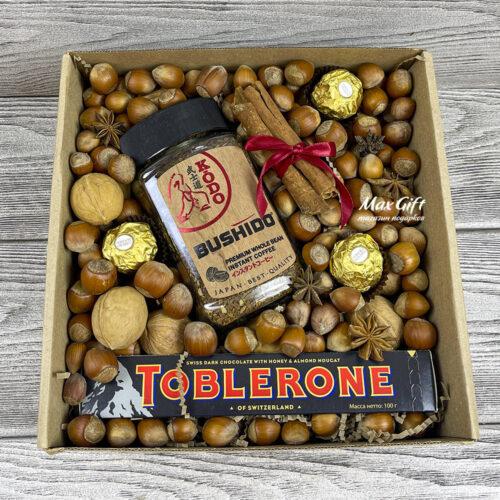 Подарочный набор «Ореховый бум»