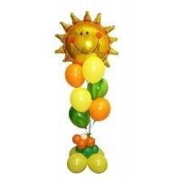 """Букет из воздушных шаров """"Лето!"""""""
