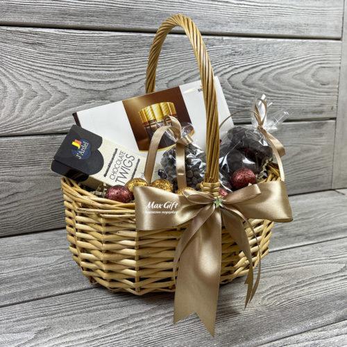 Подарочная корзина «Coffee»