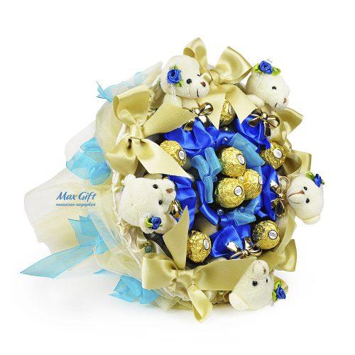 "Букет из конфет ""Мармарис"""