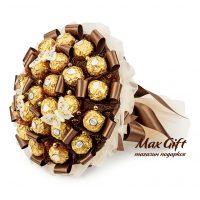 """Купить букет из конфет """"Шоколадное наслаждение"""""""