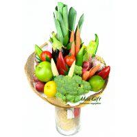 """Букет из овощей """"Супер микс"""""""