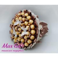 """Букет из конфет """"Шоколадное наслаждение"""""""