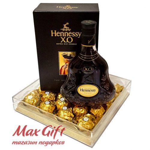"Подарочный набор ""Hennessy XO"""