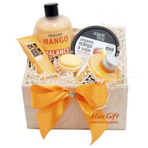Подарочный набор «Dolce milk mango»