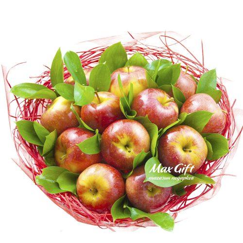 Фруктовый букет «Яблочный спас»