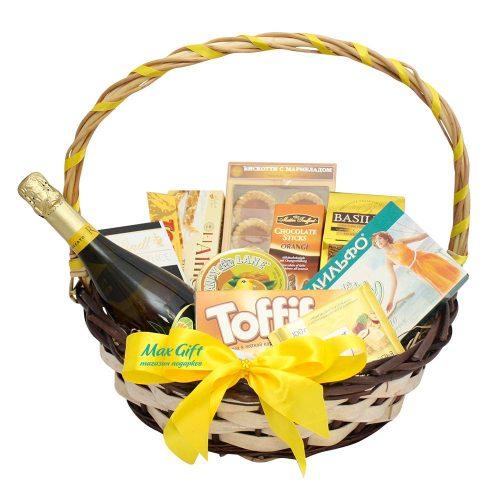Подарочная корзина «Солнышко»