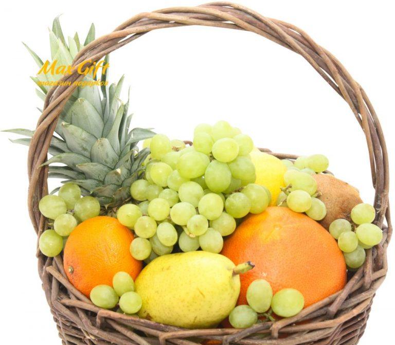 """Подарочная корзина """"Frutti"""""""