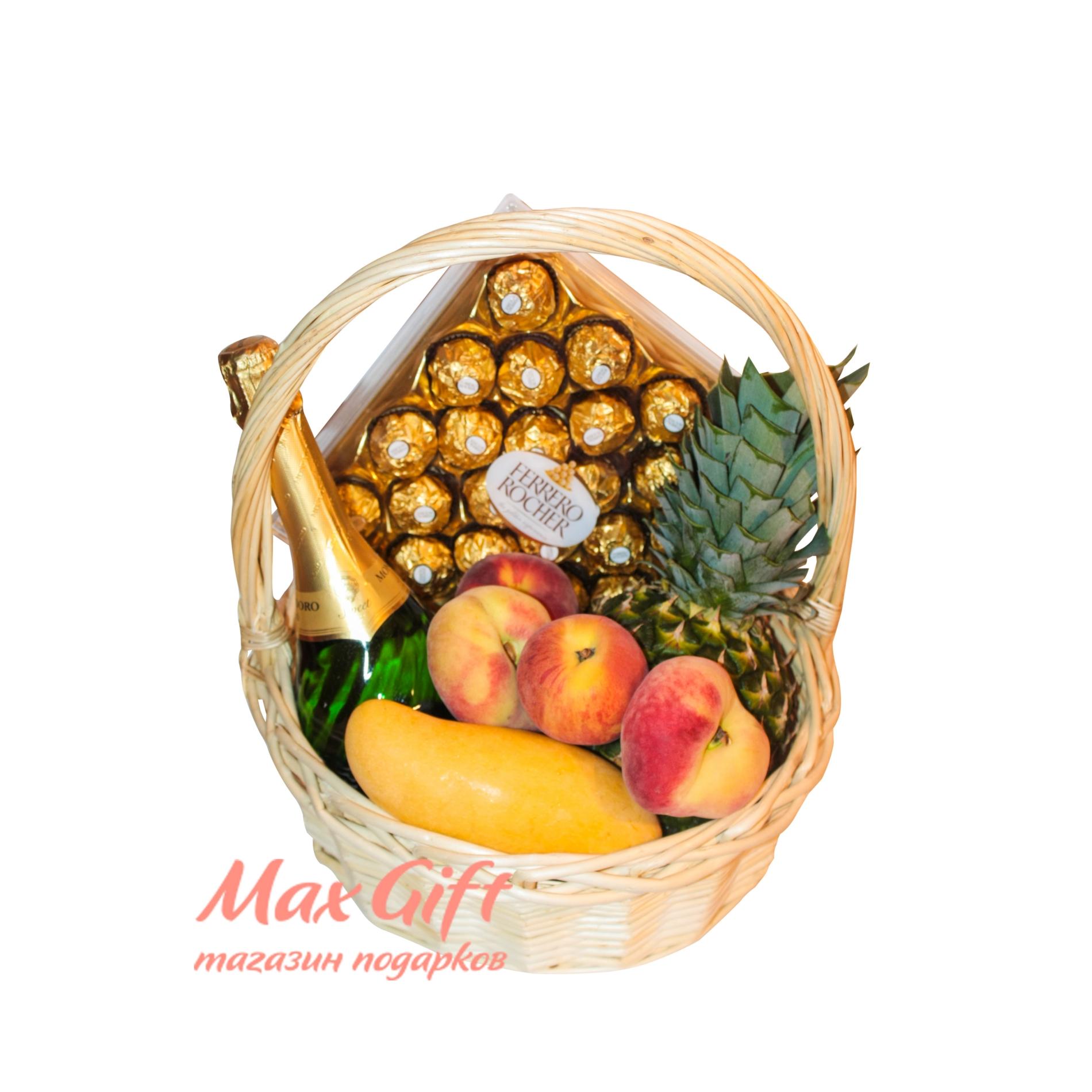 Букеты Фрутто - интернет магазин фруктовых букетов 63