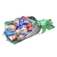 Букет из шоколадок «Вкусняшка»