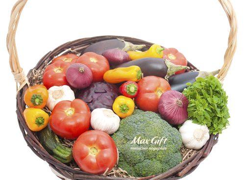 Овощная корзина «Вегетарианец»