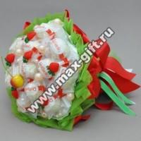 """Букет из конфет """"Сладкая ягодка"""" (мини)"""