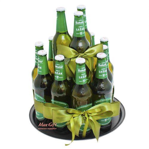 Пивной торт «Lezak»