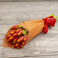 Букет из тюльпанов «Анна»