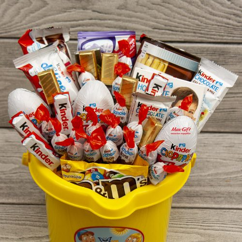 Подарочный набор «Маленькому сладкоежке»
