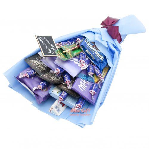 Букет из конфет «Мистер икс»