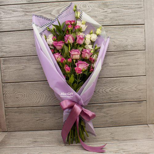 Букет из цветов «Амалия»