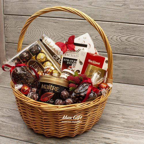 Подарочная корзина «Благодарность»