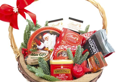 Подарочная корзина «Санта»