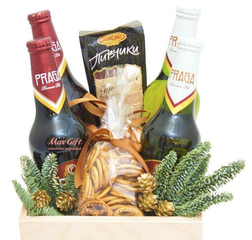 Подарочный набор «Новогодняя Прага»