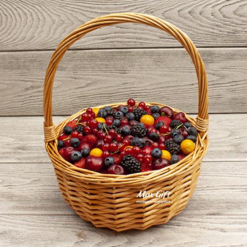"""Ягодная корзина """"Изобилие ягод"""""""