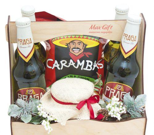 Подарочный набор «Карамбас»