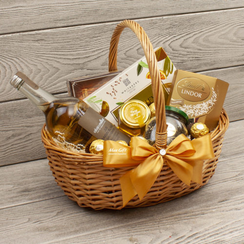 Подарочная корзина «Золотая осень»