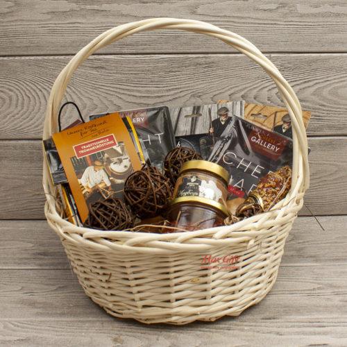 Подарочная корзина «Подарок зятю»