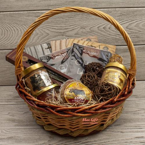 Подарочная корзина «Пикник на природе»
