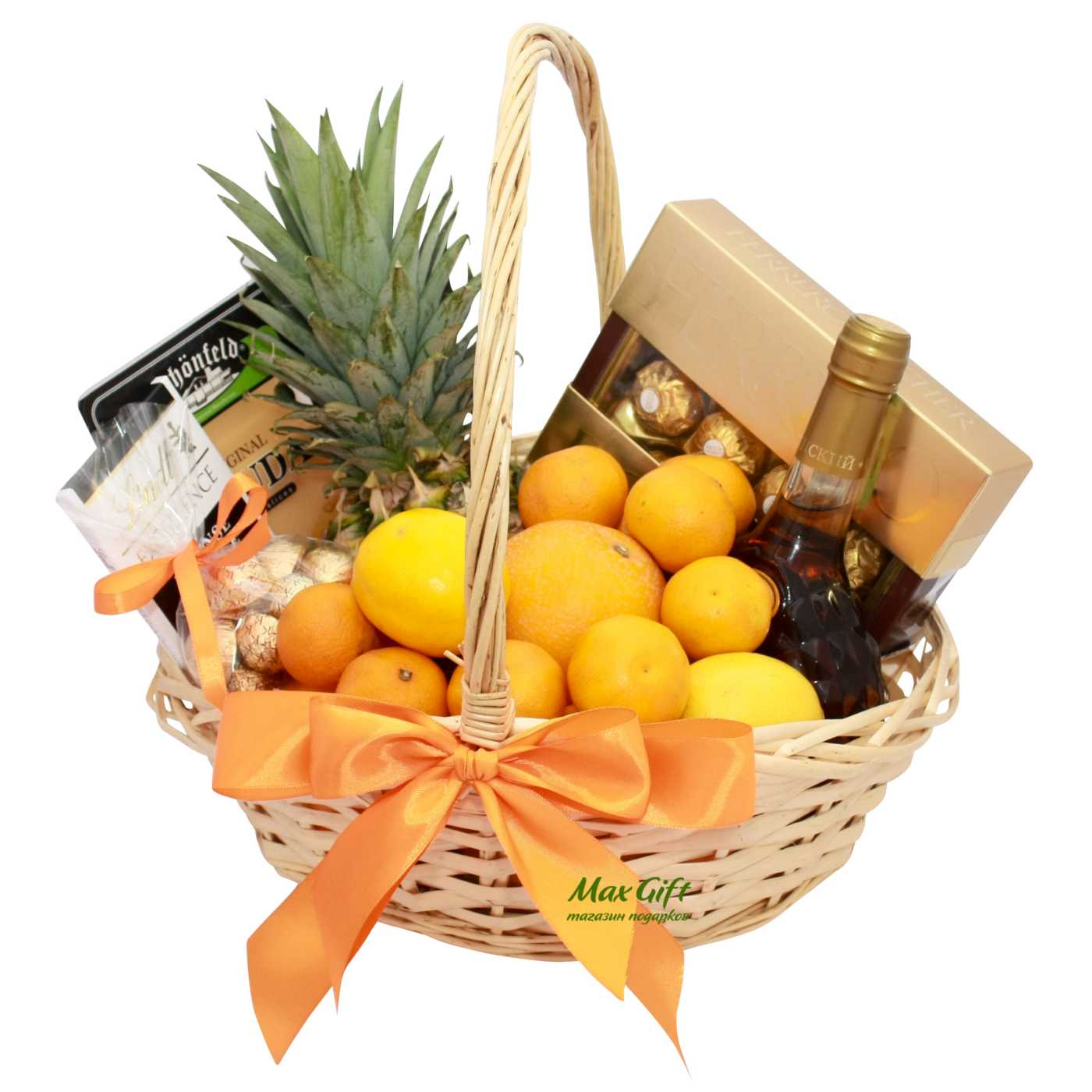 Букеты Фрутто - интернет магазин фруктовых букетов 94