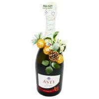 """Подарочная бутылочка """"Asti Pronto"""""""