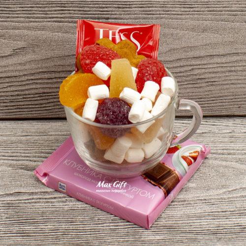 Подарочный набор «Чашечка чая»