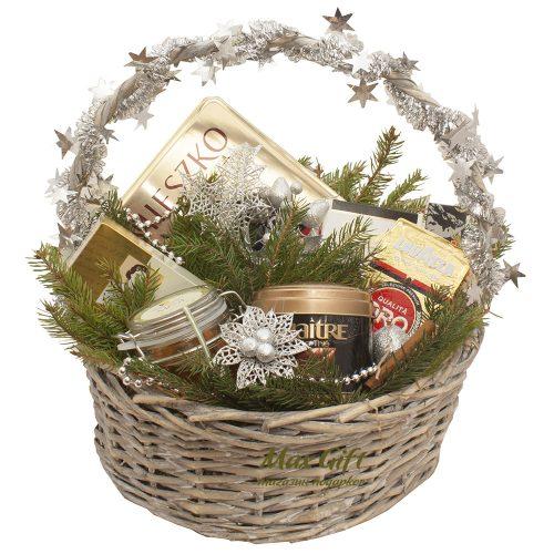 Подарочная корзина «Новый год»