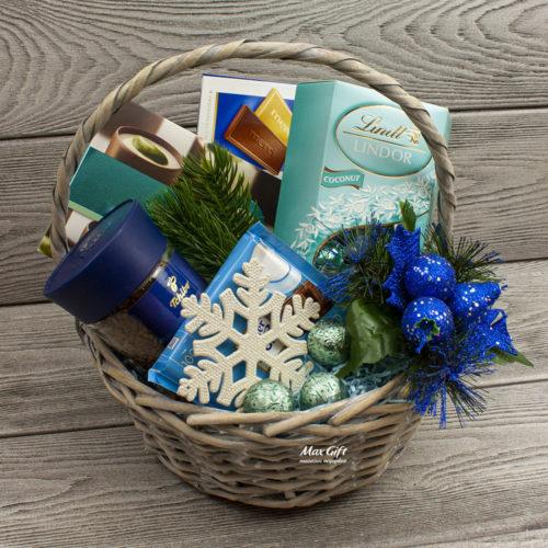 Подарочная корзина «Зимнее утро»