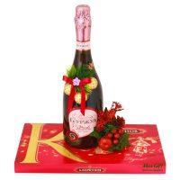 """Подарочный набор """"Буржуа Rose"""""""