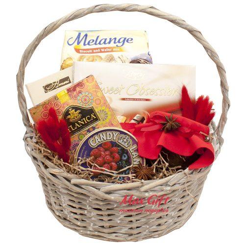 Подарочная корзина «Меланж»