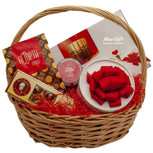 Подарочная корзина «День мамы»