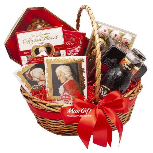 Подарочная корзина Моцарт (VIP)